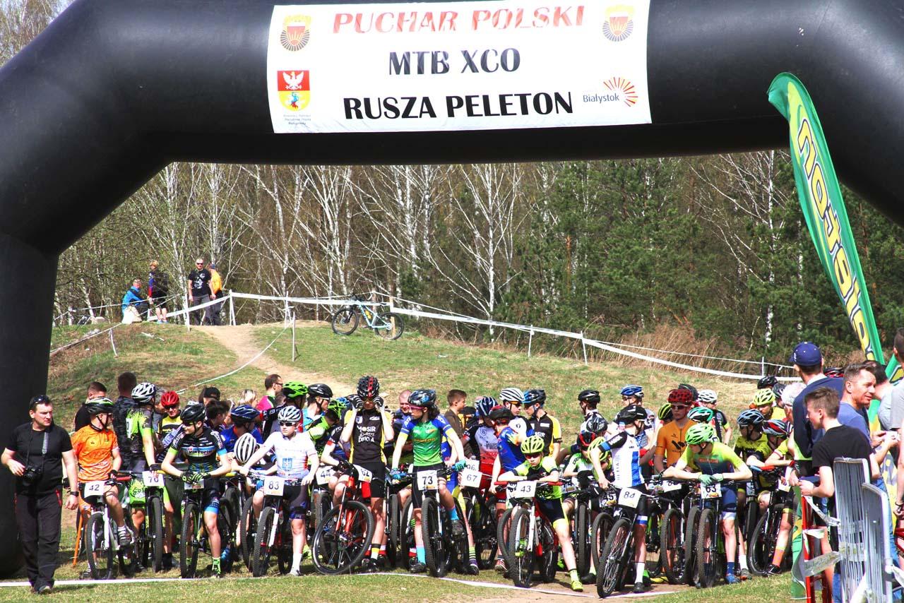 XVII RUSZA PELETON Puchar Polski MTB XCO UCI